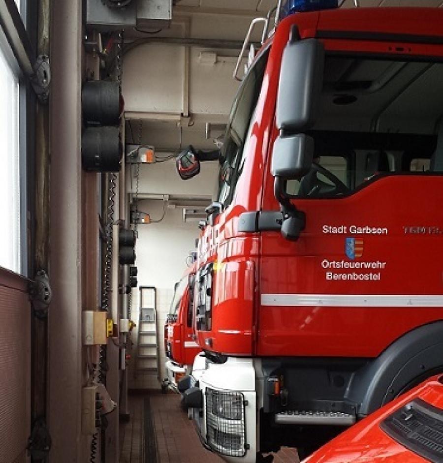 Feuerwehrarten